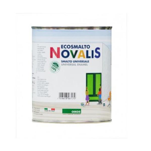 Novalis smalto lucido bianco ml 750 lauro companylauro for Novalis arredamenti